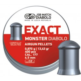 Diabolo JSB Exact Monster...