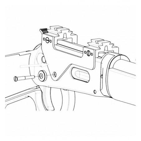 Zračna Pištola Beretta Px4 Storm 4,5mm (BB / diabolo)