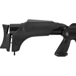 Pištola Zoraki 4918 9mm črna/crom