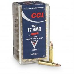 Naboji CCI .17 HMR TNT JHP...