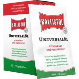 Ballistol Čistilni robčki...