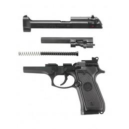 Revolver Start 9mm Zoraki R1 6'' Matt Chrome
