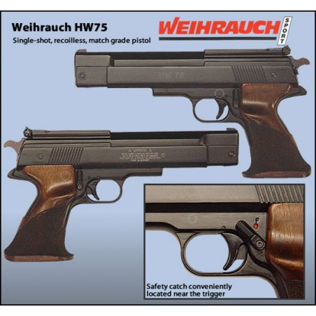 Pištola Walther Q5 Match 9x19