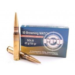 Naboji .50 Browning Match...