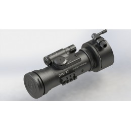 Night Vision  Dipol DN55 XT Clip-On Gen2+ White