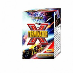 Baterija X-TERMINATOR (16s)...