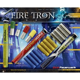Signali Set 15mm Fire Tron...