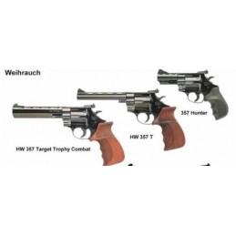 "Revolver HW 357 T 6"", kal...."