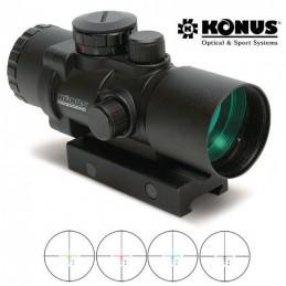 Rdeča Pika Sight-Pro PTS1 3x32