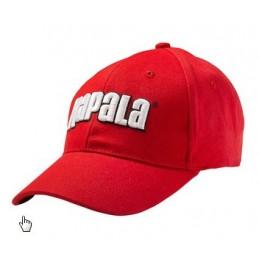 Kapa Rapala Baseball Cap Rdeča