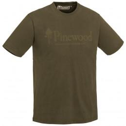 Majica Pinewood Kr. Rokav...